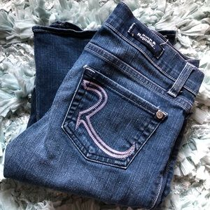 Rock & Republic | boot cut blue jeans